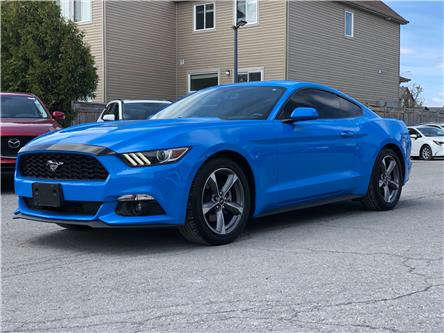 2017 Ford Mustang V6 (Stk: 21177A) in Rockland - Image 1 of 23