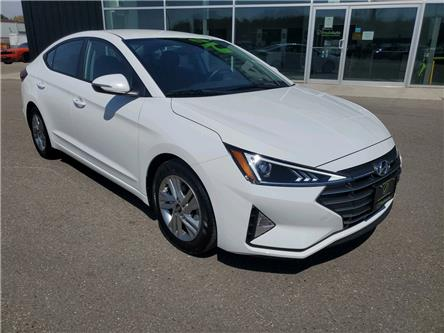 2020 Hyundai Elantra Preferred (Stk: DR5965 Ingersoll) in Ingersoll - Image 1 of 30
