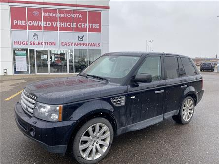 2009 Land Rover Range Rover Sport Supercharged (Stk: 1FR5465A) in Lethbridge - Image 1 of 5