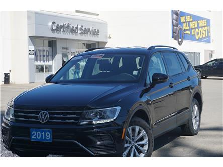 2019 Volkswagen Tiguan Trendline (Stk: P3685) in Salmon Arm - Image 1 of 26