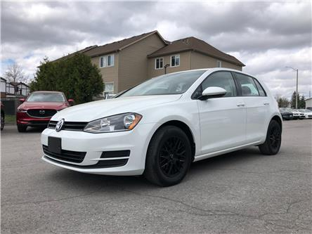 2017 Volkswagen Golf 1.8 TSI Trendline (Stk: 21160A) in Rockland - Image 1 of 10