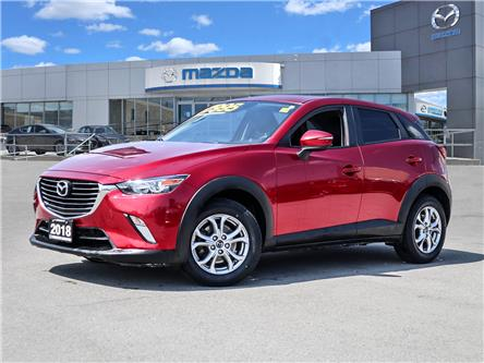 2018 Mazda CX-3 50th Anniversary Edition (Stk: HN3122A) in Hamilton - Image 1 of 25