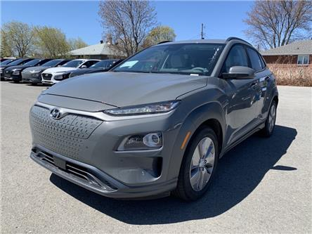 2021 Hyundai Kona EV Preferred (Stk: S20484) in Ottawa - Image 1 of 18