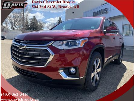 2021 Chevrolet Traverse LT True North (Stk: 226806) in Brooks - Image 1 of 23