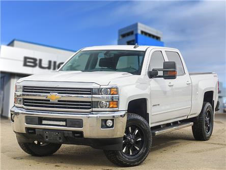 2015 Chevrolet Silverado 2500HD LT (Stk: 4659A) in Dawson Creek - Image 1 of 15