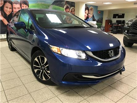 2015 Honda Civic EX (Stk: 210517B) in Calgary - Image 1 of 10