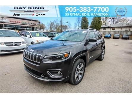 2021 Jeep Cherokee Limited (Stk: 46978761) in Hamilton - Image 1 of 28