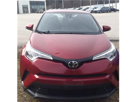 2018 Toyota C-HR XLE (Stk: 21114a) in Owen Sound - Image 1 of 10