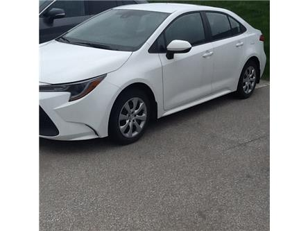 2020 Toyota Corolla LE (Stk: 21012a) in Owen Sound - Image 1 of 10