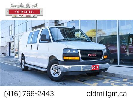 2019 GMC Savana 2500 Work Van (Stk: 316906U) in Toronto - Image 1 of 20