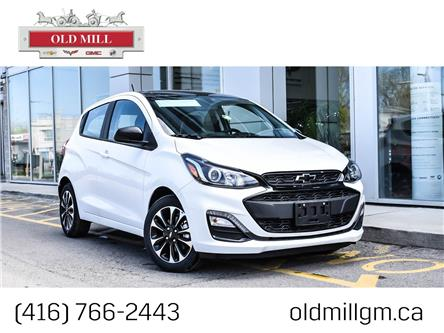 2021 Chevrolet Spark 1LT CVT (Stk: MC744019) in Toronto - Image 1 of 19