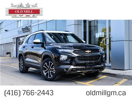 2021 Chevrolet TrailBlazer ACTIV (Stk: MB139122) in Toronto - Image 1 of 24