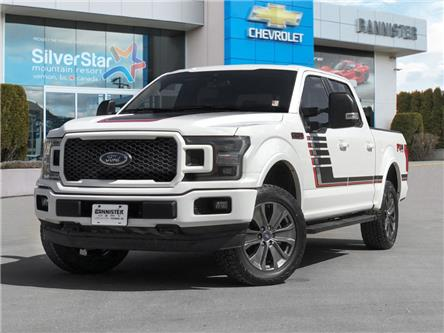 2018 Ford F-150 XLT (Stk: 21409A) in Vernon - Image 1 of 26