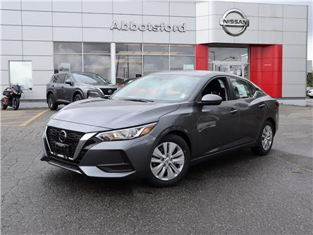 2021 Nissan Sentra S Plus (Stk: A21006) in Abbotsford - Image 1 of 28