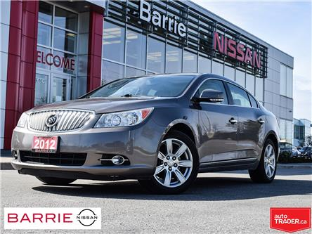 2012 Buick LaCrosse Convenience Group (Stk: 21265A) in Barrie - Image 1 of 29