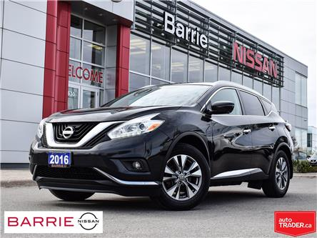2016 Nissan Murano SL (Stk: P4788) in Barrie - Image 1 of 30