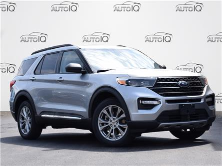2021 Ford Explorer XLT (Stk: XC601) in Waterloo - Image 1 of 19