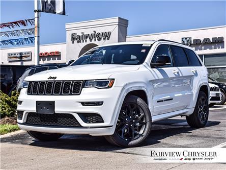 2021 Jeep Grand Cherokee Limited (Stk: MC391) in Burlington - Image 1 of 30