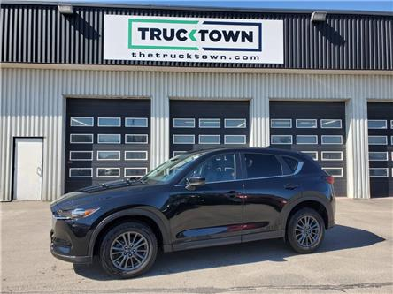 2019 Mazda CX-5 GS (Stk: T0324) in Smiths Falls - Image 1 of 21
