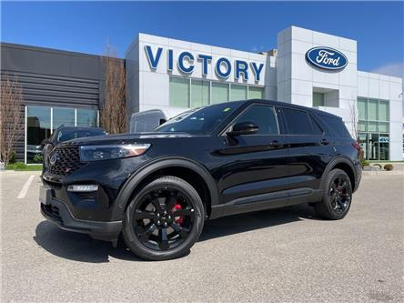 2021 Ford Explorer ST (Stk: VEX20027) in Chatham - Image 1 of 17