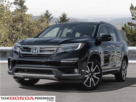 2021 Honda Pilot Touring 8P (Stk: 21128) in Milton - Image 1 of 18