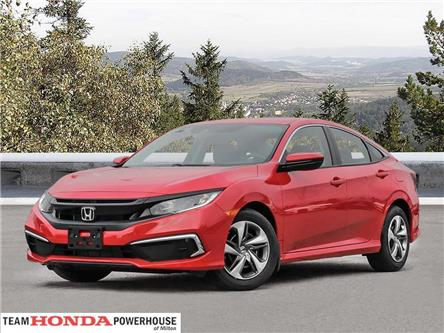 2021 Honda Civic LX (Stk: 21058) in Milton - Image 1 of 24
