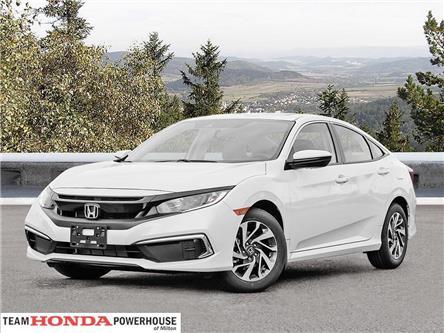 2021 Honda Civic EX (Stk: 21093) in Milton - Image 1 of 24