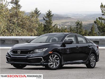 2021 Honda Civic EX (Stk: 21056) in Milton - Image 1 of 21