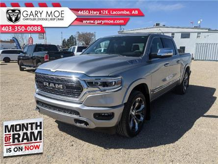 2021 RAM 1500 Limited (Stk: F212658) in Lacombe - Image 1 of 22