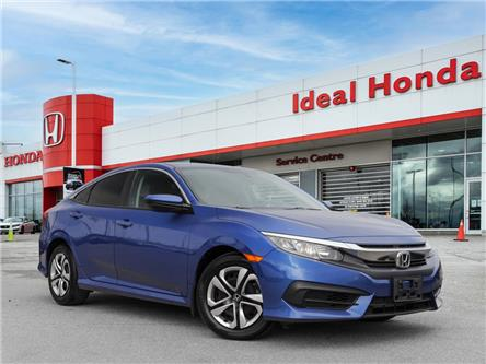2017 Honda Civic LX (Stk: I210177A) in Mississauga - Image 1 of 23
