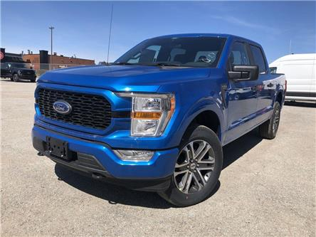2021 Ford F-150 XL (Stk: FP21380) in Barrie - Image 1 of 23