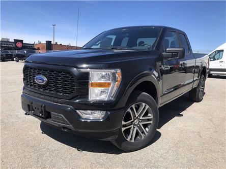 2021 Ford F-150 XL (Stk: FP21375) in Barrie - Image 1 of 23