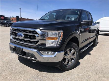 2021 Ford F-150 XLT (Stk: FP21374) in Barrie - Image 1 of 22