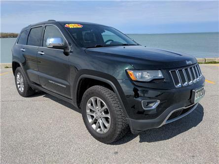 2014 Jeep Grand Cherokee Limited (Stk: D0357) in Belle River - Image 1 of 17