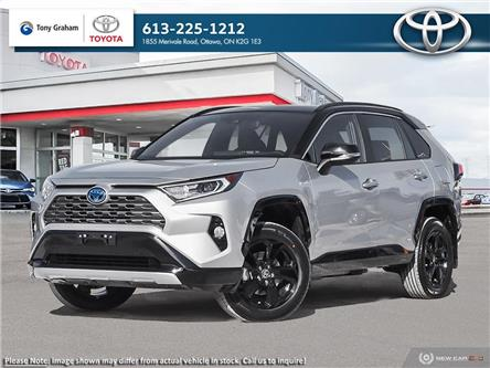 2021 Toyota RAV4 Hybrid XLE (Stk: 60424) in Ottawa - Image 1 of 23