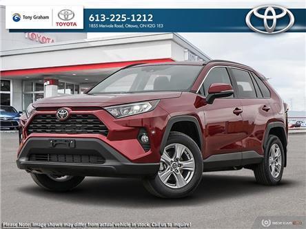 2021 Toyota RAV4 XLE (Stk: 60414) in Ottawa - Image 1 of 23