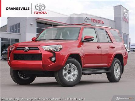 2021 Toyota 4Runner Base (Stk: 21368) in Orangeville - Image 1 of 22