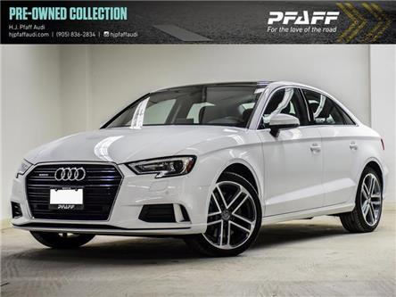 2020 Audi A3 45 Komfort (Stk: PCR0350) in Newmarket - Image 1 of 22