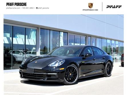 2020 Porsche Panamera 4 e-Hybrid (Stk: P16630) in Vaughan - Image 1 of 28