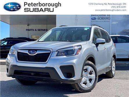2021 Subaru Forester Base (Stk: S4522) in Peterborough - Image 1 of 30