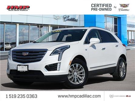 2017 Cadillac XT5 Luxury (Stk: 76286) in Exeter - Image 1 of 27