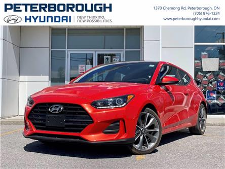 2020 Hyundai Veloster Luxury (Stk: H12649) in Peterborough - Image 1 of 29