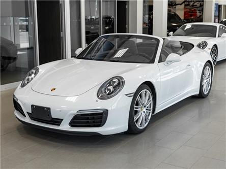 2017 Porsche 911 Carrera 4 (Stk: SNW1612) in Toronto - Image 1 of 25