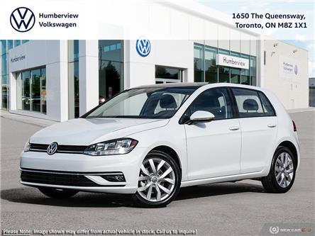 2021 Volkswagen Golf Comfortline (Stk: 98582) in Toronto - Image 1 of 23