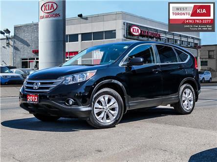 2013 Honda CR-V EX (Stk: T21328) in Toronto - Image 1 of 29