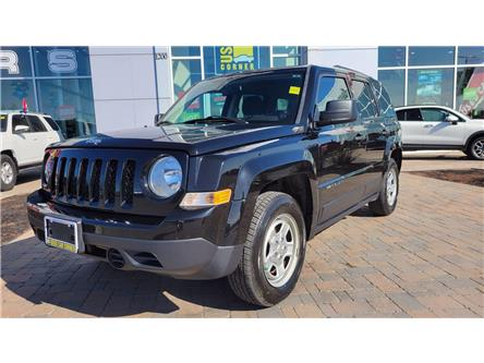 2016 Jeep Patriot Sport/North (Stk: M00157A) in Kanata - Image 1 of 16