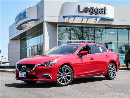 2017 Mazda MAZDA6 GT (Stk: 2499LT) in Burlington - Image 1 of 29