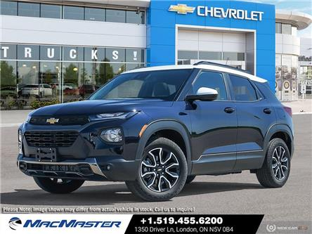 2021 Chevrolet TrailBlazer ACTIV (Stk: 210540) in London - Image 1 of 23