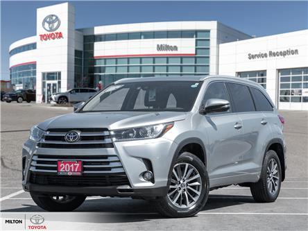 2017 Toyota Highlander XLE (Stk: 403822) in Milton - Image 1 of 23