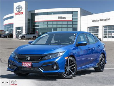 2020 Honda Civic Sport (Stk: 303296) in Milton - Image 1 of 22